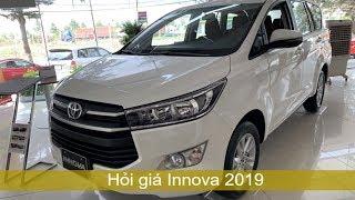 Hỏi giá Toyota Innova 2019 & khuyến mãi tại Cần Thơ | Mekong today