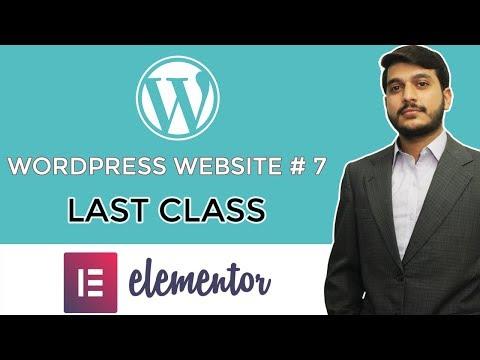 How to add Tab, Accordian, Toggle, Social Icon & Mp3 in Wordpress Elementor (Urdu/Hindi) - WP # 22