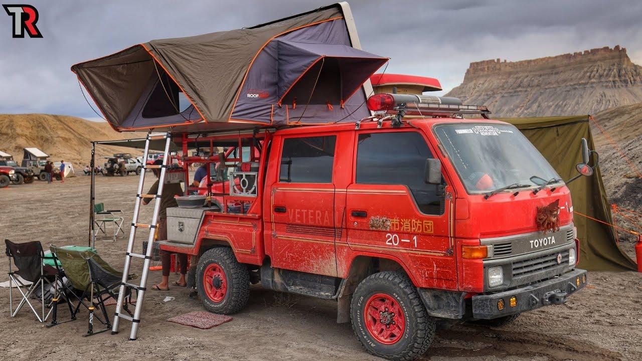 23 Unique Overland Vehicles
