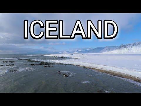 STRANDED IN ICELAND