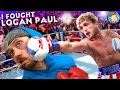 I FOUGHT LOGAN PAUL At The STAPLES CENTER KSI Boxing Rematch