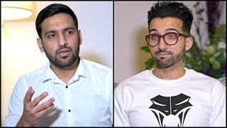FAZAL-UD-DIN Meets ZAID ALI After Marriage | Sham Idrees