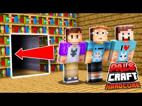 Download THEY DON'T KNOW WE MADE A SECRET BASE! (Minecraft