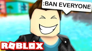 ADMIN COMMANDS TROLLING IN ROBLOX