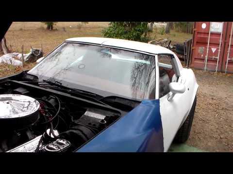 Corvette spindle removal cont.