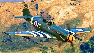 "GTA 5 ONLINE NEW $1,995,000 DLC PLANE ""NOKOTA"" GAMEPLAY, CUSTOMIZATION & SECRET FEATURES (GTA 5 DLC)"