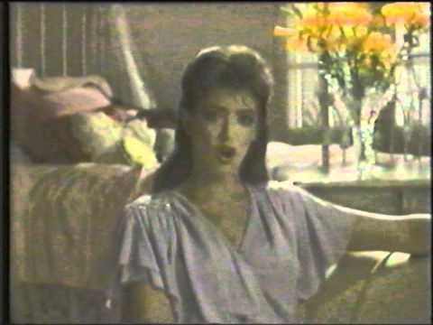 1984 LACE TV spot on channel 22 Burlington starring Pheoby Cates  Commercial