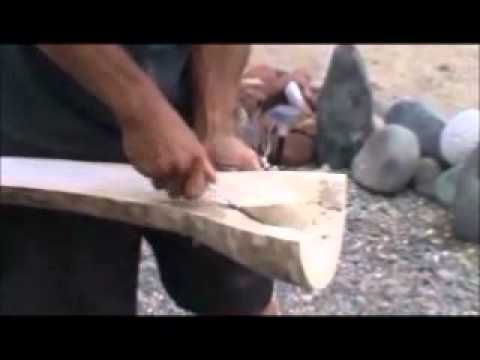 Part 1 Making A Didjeridoo From Agvae By Glen Horn