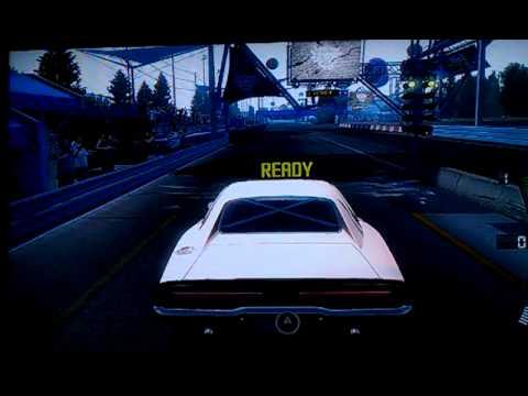 NFS Prostreet Dodge Charger Wheelie