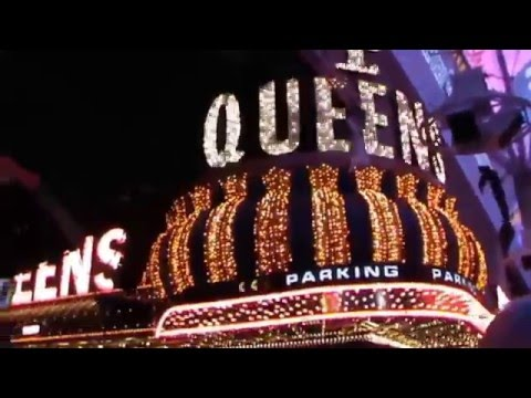 October 2015 Las Vegas Fremont Street Experience and Strip