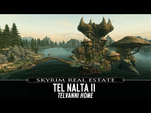 Skyrim Real Estate: Tel Nalta II - Telvanni Home