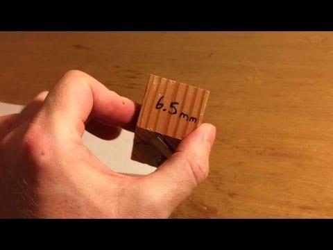 45 Degree Cutting Block For Beveling Foam Board