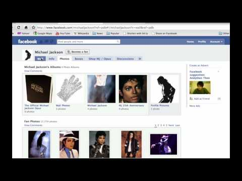 How To: Create a Facebook Fan Page For Your Band