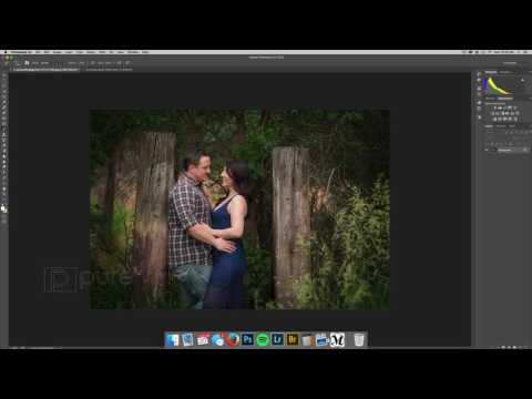 Making A Watermark in Photoshop CC 2015