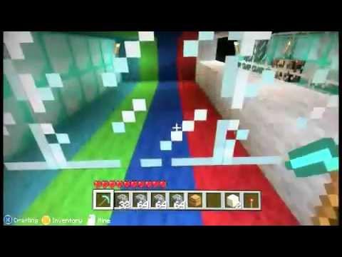 Minecraft Xbox 360 Edition: Rainbow Runner