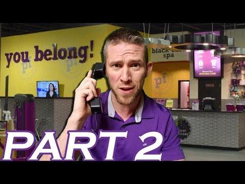 Planet Fitness Employee Explains Lunk Behavior - PART 2
