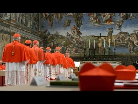 Conclave day 1: No white smoke, no pope