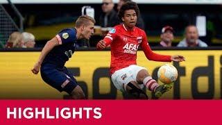 Highlights AZ - PSV | Eredivisie