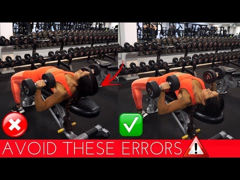7 Common Gym Mistakes For Chest & Triceps Training - And How To Fix Them!