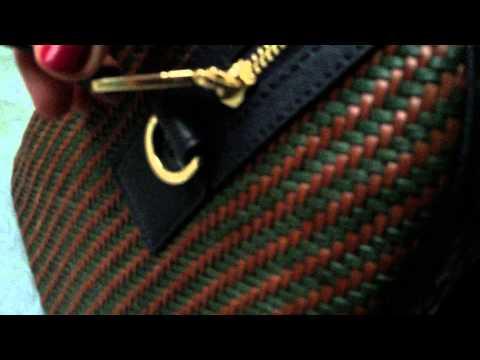 c0ef4aac7006 ... Convertible Shoulder Bag · Unbox Tory Burch Robinson Woven Satchel