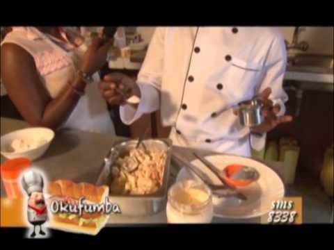 OKUFUMBA:  Irish potato salads