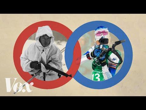 How ski warfare created biathlon