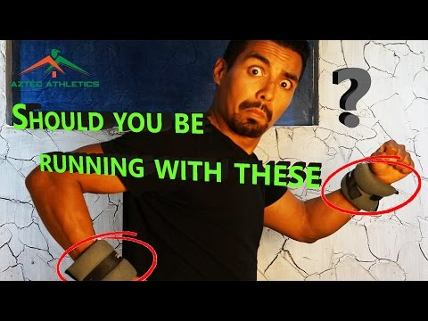 RUNNING WITH WEIGHTS | SHOULD YOU DO IT?