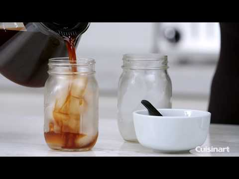 Automatic Cold Brew Coffeemaker (DCB-10) Talking Points