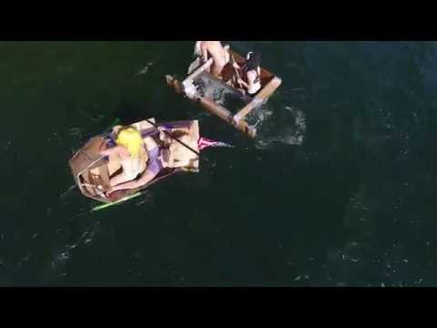 2016 Lake Washington CardBoard Boat Race