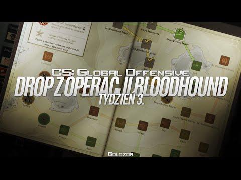 CS:GO Drop z operacji Bloodhound - Tydzień 3