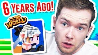 I Bought this Game 6 YEARS AGO! (Cube World)