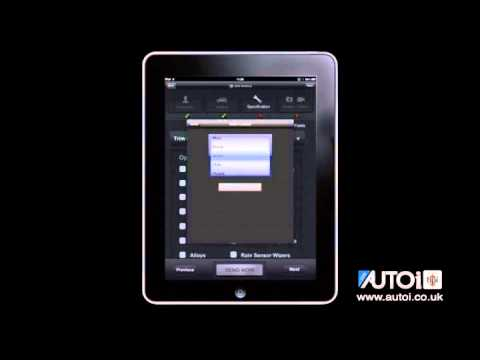 How to conduct a Digital Vehicle Appraisal with the AUTOi HPI app