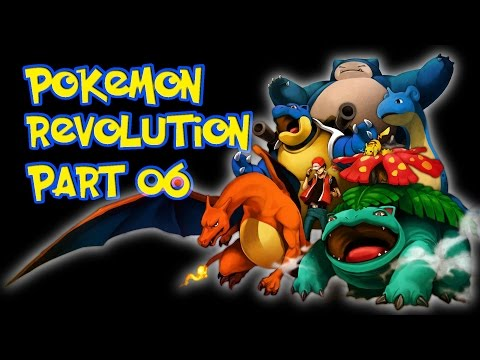 Pokemon Revolution---Kanto Part 6--- HM Cut