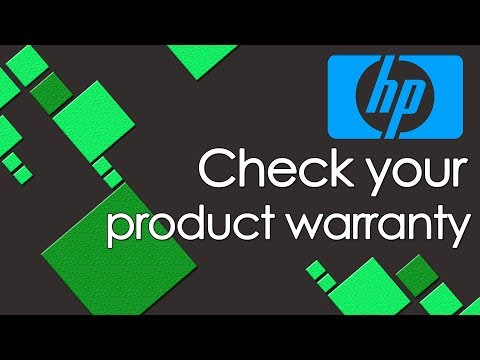 HP Customer Support - Check Your Product Warranty