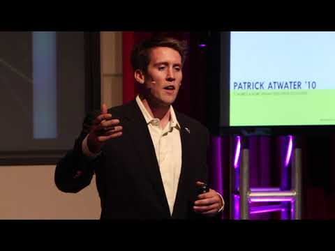 Patrick Atwater: Towards a More Human Education Ecosystem