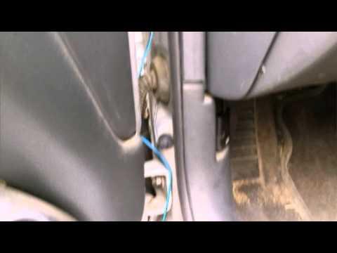 2002 Pontiac Radio Headlight chime gone