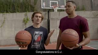 Best NBA Player Celebrations ft. Antoine Griezmann and CJ McCollum