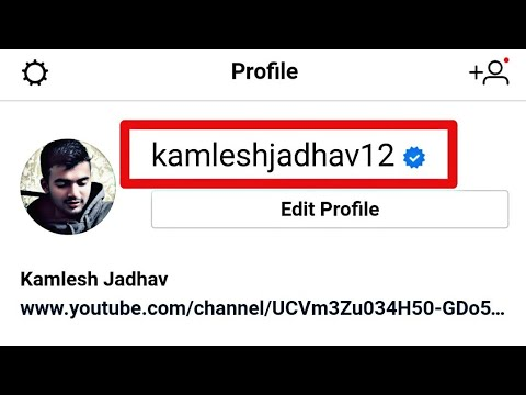 How to get Verified (Blue Tick) on Instagram Account