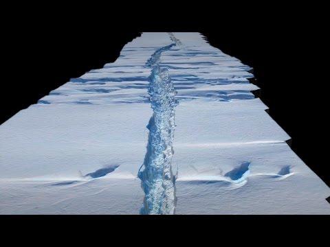 Pine Island: An Iceberg as Large as New York City