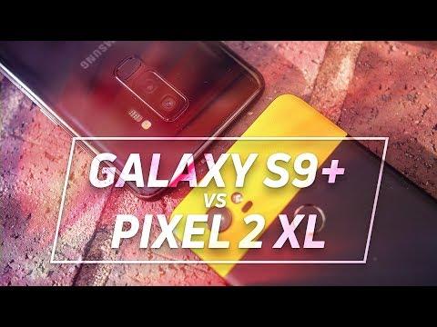 Samsung Galaxy S9 vs Pixel 2 XL