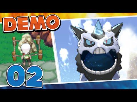 Pokémon Omega Ruby and Alpha Sapphire Demo - Part 2 | Mega Glalie!