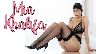 Mia Khalifa American webcam model