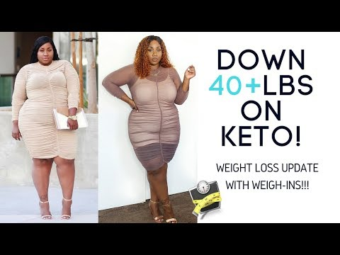 40+LBS DOWN!! HOW I BOUNCED BACK FROM CHEATING BADDD! KETO WEIGHT LOSS UPDATE!