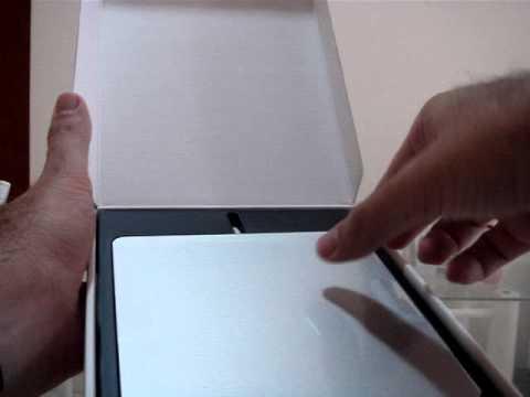 Macbook air superdrive unboxing