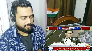 Indian Reacts to PM IMRAN KHAN speech during KARTARPUR Corridor ceremony | BY Mayank
