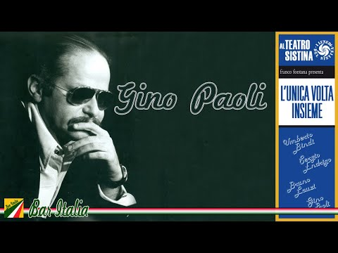 Gino Paoli - Live from