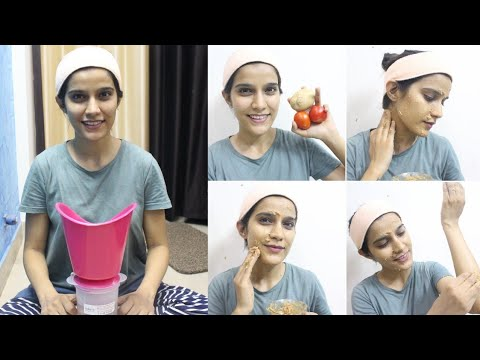 Eid Special -How to Do Facial At Home Tutorial For Glowing Skin | Super Style Tips