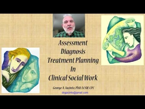 Assessment, Diagnosis and Treatment Planning in Clinical Social Work
