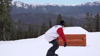 How To Ollie on a Snowboard w/ Dan Brisse | TransWorld SNOWboarding