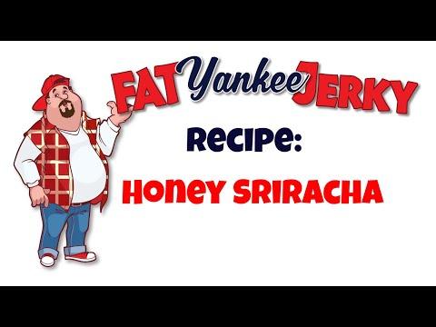 Fat Yankee Jerky Recipe Honey Sriracha the best